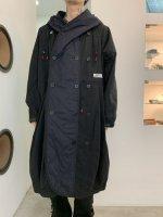 【予約商品】SIVA / FLIGHT BALLOON WIDE LONG COAT  / 2月発売予定  /  20年 8/31 〆切