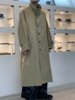 VOAAOV / oxford long coat / Beige