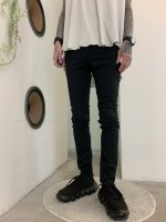 WIZZARD / SKINNY PANTS / BLACK