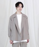 【予約商品】Iroquois / REFLAX WEATHER CLOTH WJK / 3月中旬発売予定 / 20年 8/17 〆切
