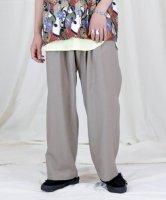 【予約商品】Iroquois / REFLAX WEATHER CLOTH WIDE PT / 3月中旬発売予定 / 20年 8/17 〆切