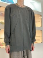 Varde77 / UNION THERMAL CUTSEW / CHARCOAL