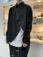 ANREALAGE / BALL SHIRT / Black