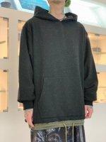 glamb / Nixon nep hoodie / Black