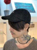 SUS / CORDUROY CP CAP / Black×White