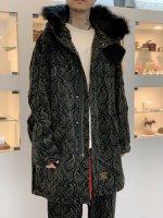 glamb / Corduroy mods coat / Paisley