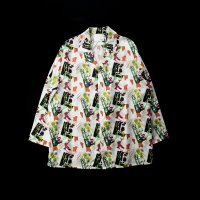 【予約商品】Varde77 / FREEDOM GRAFFITI ALOHA SHIRTS SHORT SLEEVE / 4月発売予定 / 20年 11/18 〆切