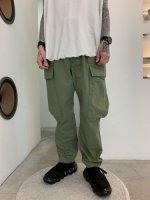 【予約商品】Varde77 / STRANGE MILITARY EASY PANTS / 4月発売予定 / 20年 11/18 〆切