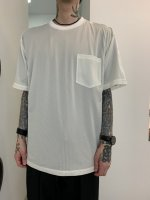 【予約商品】Varde77 / THE SOURCE MESH TRANING T-SHIRTS / 4月発売予定 / 20年 11/18 〆切