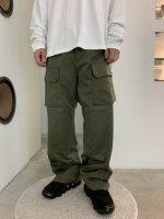 【予約商品】Varde77 -MAKEOVER-  / MALFORMATION PANTS / 3月発売予定 / 20年 11/18 〆切
