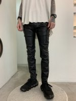 glamb / PU leather pants / Black