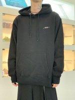 SUS / kyte logo hoodie / Black