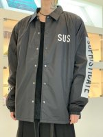SUS / coach jkt / Black