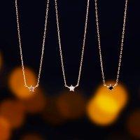 GARNI / Minimal Star Necklace【取り寄せ商品】