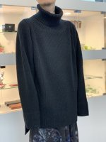 glamb / Sulman turtle knit / Black