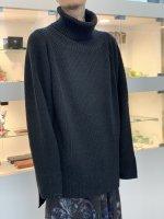 glamb / Sulman turtle knit / Black