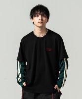 【予約商品】glamb / Jersey layered CS / 3月下旬発売予定 / 21年 1/11 〆切