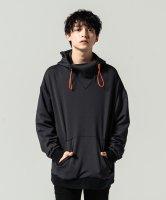 【予約商品】glamb / Tech high neck hoodie / 3月下旬発売予定 / 21年 1/11 〆切