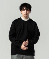 【予約商品】glamb / Fake layered neck sweat / 2月下旬発売予定 / 21年 1/11 〆切
