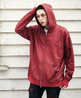 【予約商品】glamb / Box logo pattern hoodie / 3月上旬発売予定 / 21年 1/11 〆切