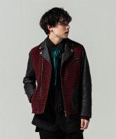 【予約商品】glamb / Knit mix riders / 2月上旬発売予定 / 21年 1/11 〆切 ※数量限定(先着順)