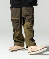 【予約商品】glamb / Multi cargo pants / 4月上旬発売予定 / 21年 1/11 〆切