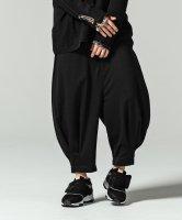 【予約商品】glamb / Easy cropped hem tack pants / 4月下旬発売予定 / 21年 1/11 〆切
