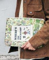 【予約商品】glamb / Where's legend clutch bag / 3月下旬発売予定 / 21年 1/11 〆切