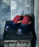 【予約商品】glamb / Velcro short shoes / 4月下旬発売予定 / 21年 1/11 〆切
