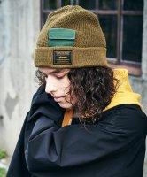 【予約商品】glamb / Pocket knit cap / 4月上旬発売予定 / 21年 1/11 〆切