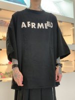 SIVA / ARMED WIDE SHIRT / BLACK
