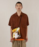 【予約商品】Iroquois×TAITAI / ULTRA LIGHT COOLER SCOCHE SATIN / 5月中旬発売予定 / 21年 2/7 〆切