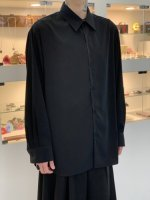 LAD MUSICIAN / DECHINE BIG SHIRT / BLACK