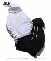 【予約商品】glamb×JOJO / Giorno Giovanna's stand hoodie / 4月上旬発売予定 / 21年 2/14 〆切