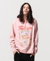 【予約商品】glamb / Souvenir long sleeves CS (Tokyo) / 5月下旬発売予定 / 21年 3/14 〆切