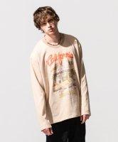 【予約商品】glamb / Souvenir long sleeves CS (California) / 5月下旬発売予定 / 21年 3/14 〆切