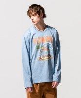 【予約商品】glamb / Souvenir long sleeves CS (Hawaii) / 5月下旬発売予定 / 21年 3/14 〆切