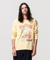 【予約商品】glamb / Souvenir long sleeves CS (New York) / 5月下旬発売予定 / 21年 3/14 〆切