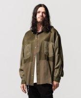 【予約商品】glamb / Multi fabric SH / 6月上旬発売予定 / 21年 3/14 〆切