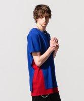 【予約商品】glamb / French sleeves layered knit / 6月下旬発売予定 / 21年 3/14 〆切