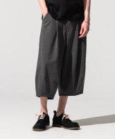 【予約商品】glamb / Cropped wide pants / 6月上旬発売予定 / 21年 3/14 〆切