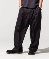 【予約商品】glamb / Common easy wide pants / 6月上旬発売予定 / 21年 3/14 〆切