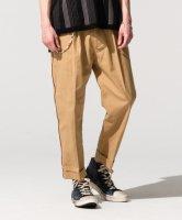 【予約商品】glamb / Stretch chino slacks / 8月上旬発売予定 / 21年 3/14 〆切