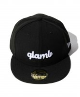 【予約商品】glamb / GB logo cap by NEW ERA / 6月下旬発売予定 / 21年 3/14 〆切