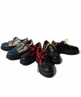 【予約商品】glamb / Unfinished double sole shoes / 6月下旬発売予定 / 21年 3/14 〆切