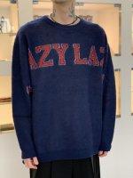glamb / Lazy knit / Navy