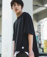 【予約商品】rehacer / Ponch Big Drape S/S CS / 4月下旬発売予定 / 21年 3/14 〆切