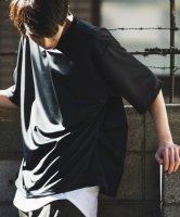 【予約商品】rehacer / Drape Tuck Asymmetry CS / 4月中旬発売予定 / 21年 3/14 〆切