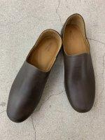 "AUTTAA / Room Shoes ii ""Smooth Kip"" / Taupe"