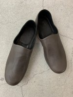 """AUTTAA / Room Shoes ii """"Lamb"""" / D.Brown"""